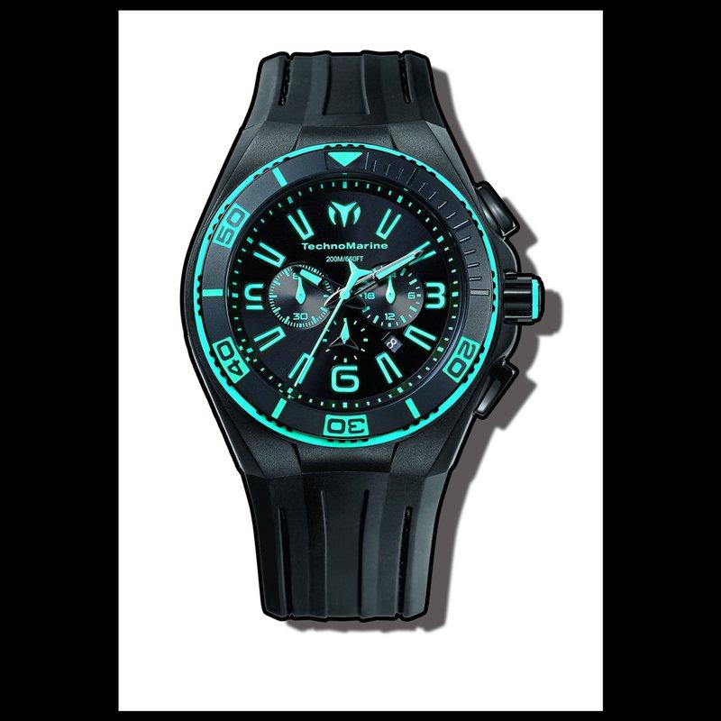 TechnoMarine TechnoMarine Watch Cruise Night Vision II Blue