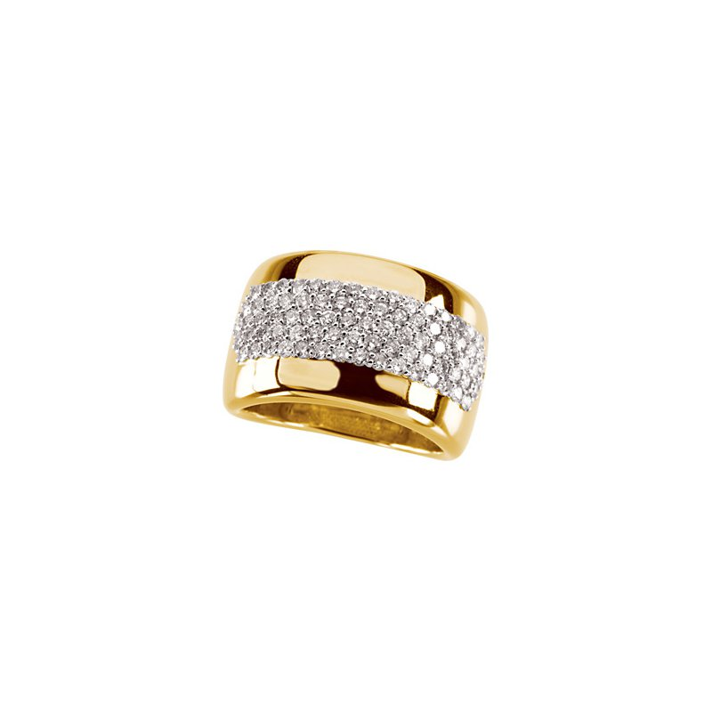 Holiday Ideas 1 1/5 ct tw Diamond Ring