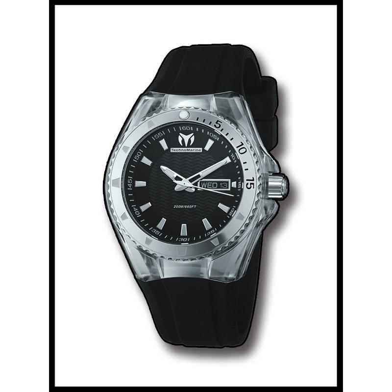 TechnoMarine TechnoMarine Watch Cruise Original - 40mm Black