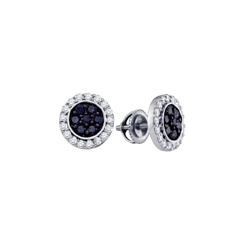 Mother's Day Ideas Diamond Pave Earrings