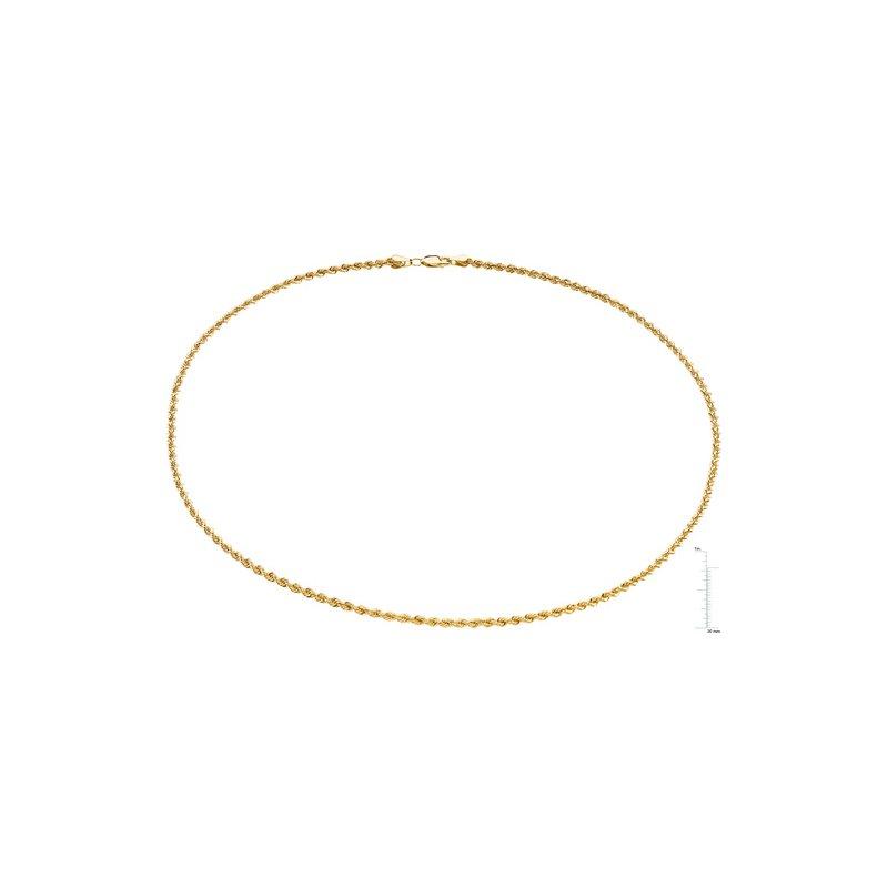 Ladies' Jewelry Round Rope Chain