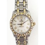 Pre-owned and Vintage Watches Lady's two-tone Concord Saratoga watch