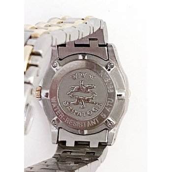 Lady's two-tone Concord Saratoga watch