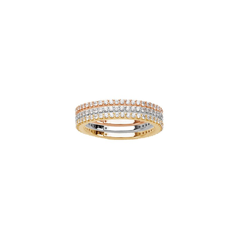 Holiday Ideas 1/3 ct tw Stackable Diamond Ring
