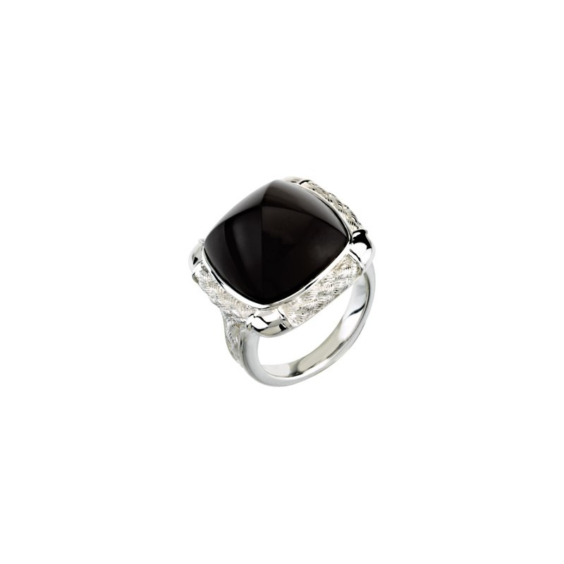Holiday Ideas Genuine Onyx Ring