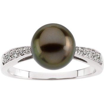 Tahitian Cultured Pearl Ring