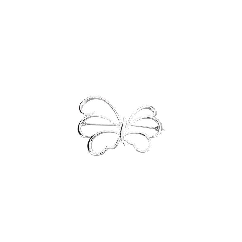 Ladies' Jewelry Butterfy Brooch