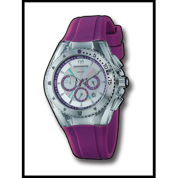 TechnoMarine Watch Cruise Lipstick-Violet