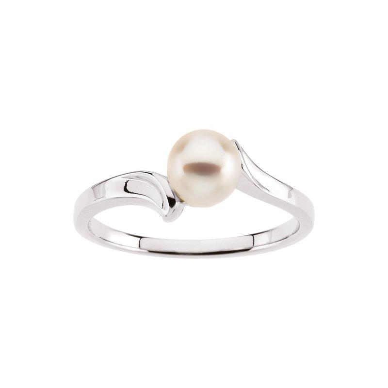 Ladies' Jewelry Akoya Cultured Pearl Ring