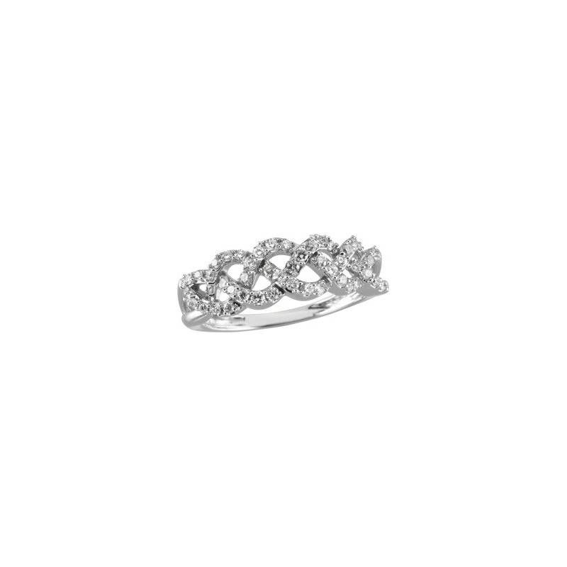 Holiday Ideas 1/2 ct tw Diamond Anniversary Band