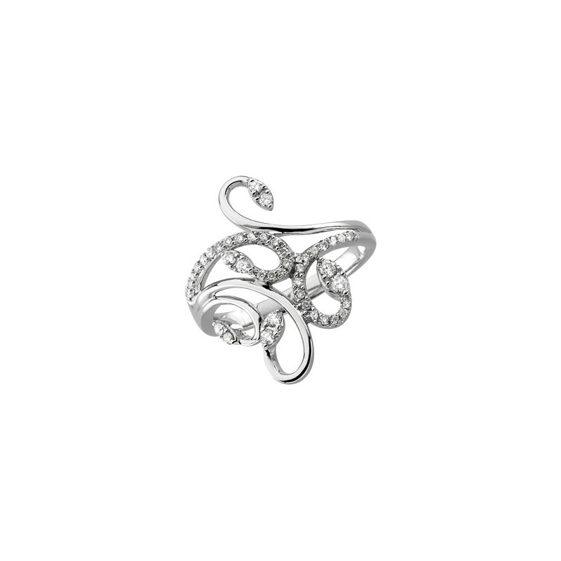 Holiday Ideas 1/2 ct tw Diamond Ring