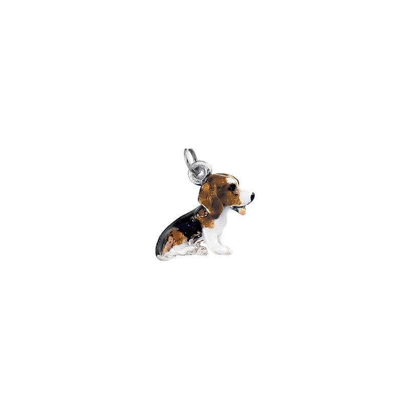 Ladies' Jewelry Beagle Charm