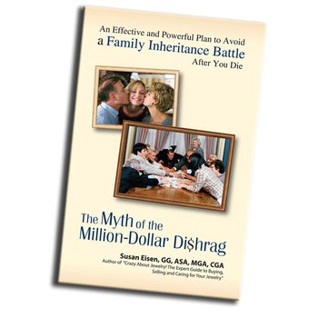 (Printed) Myth of the Million Dollar Dishrag: An Effective and Powerful Plan to Avoid a Family Inheritance Battle After You Die