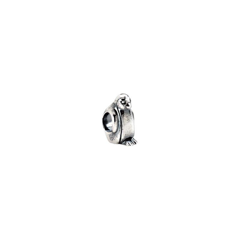 Holiday Ideas Kera Sterling Silver Penguin Bead