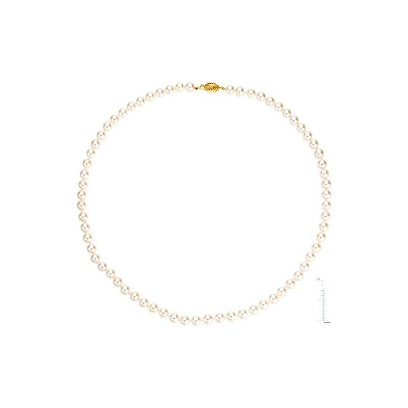 Ladies' Jewelry 18-inch Akoya Cultured Pearl Strand