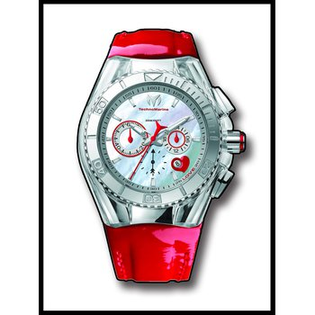 TechnoMarine Watch Cruise Original Set- Red