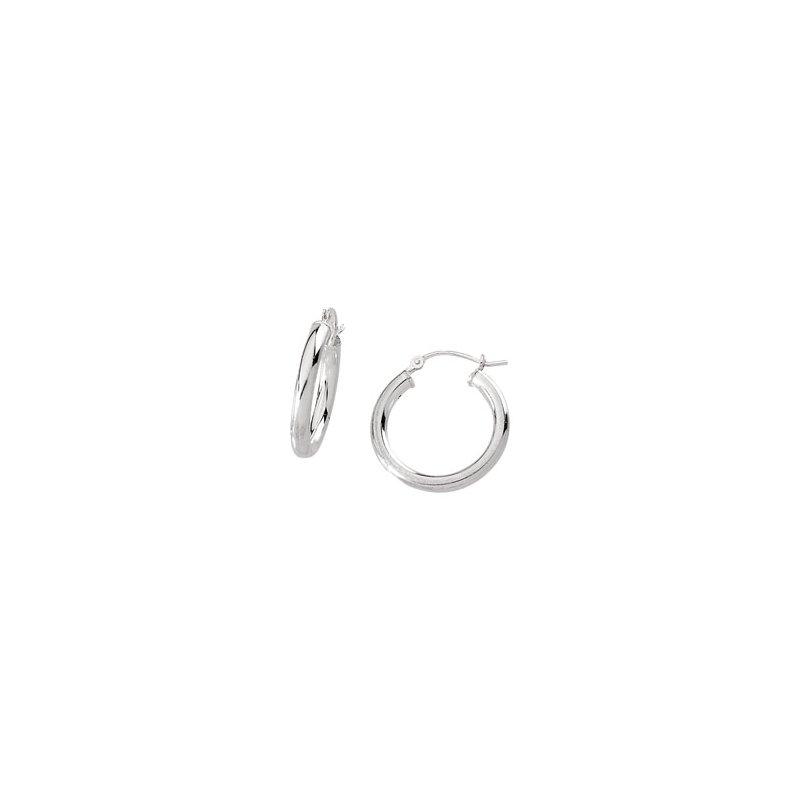 Ladies' Jewelry Hoop Earrings