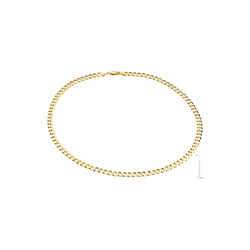 Men's Jewelry Curb Link Chain