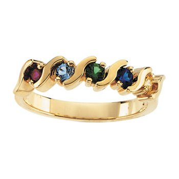 Ring for Mom (2 to 5 stones)