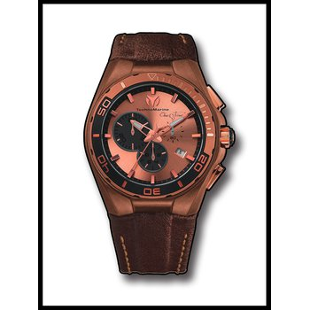 TechnoMarine Watch Steel Evolution-Heritage