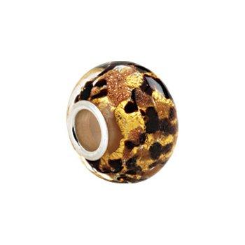 Kera Ventunera Murano Glass Bead
