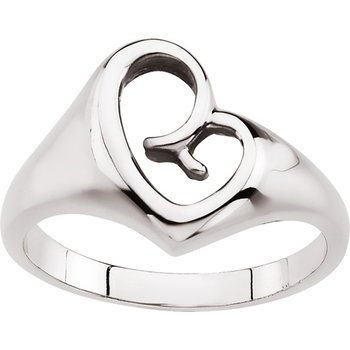Mother's Love Heart Ring