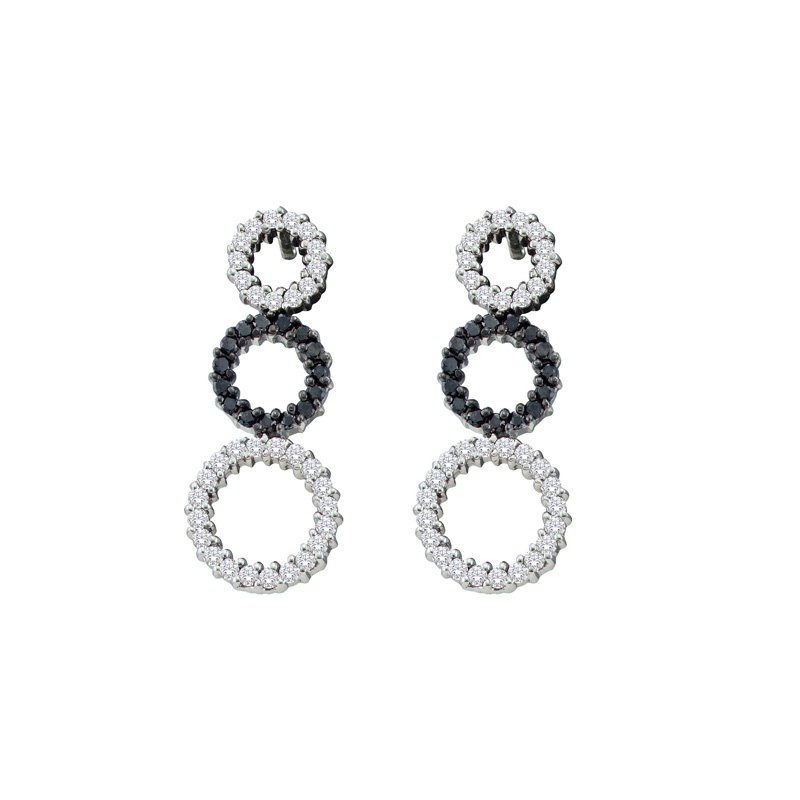 Mother's Day Ideas Diamond Fashion Earrings