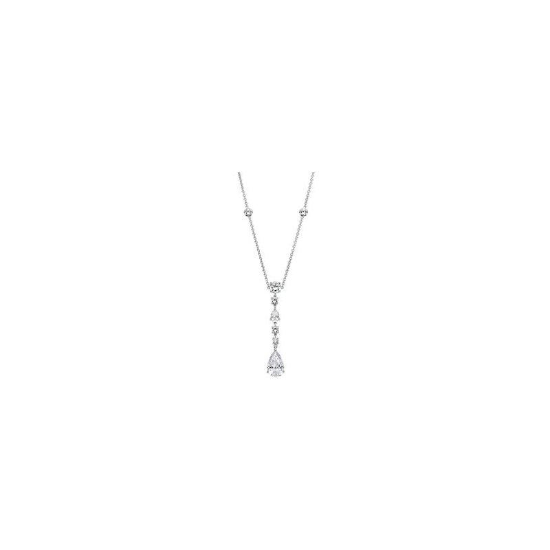 Ladies' Jewelry Cubic Zirconia Necklace