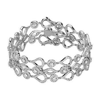 6 1/2 ct tw Diamond Bracelet