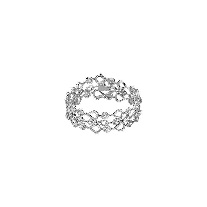 Holiday Ideas 6 1/2 ct tw Diamond Bracelet