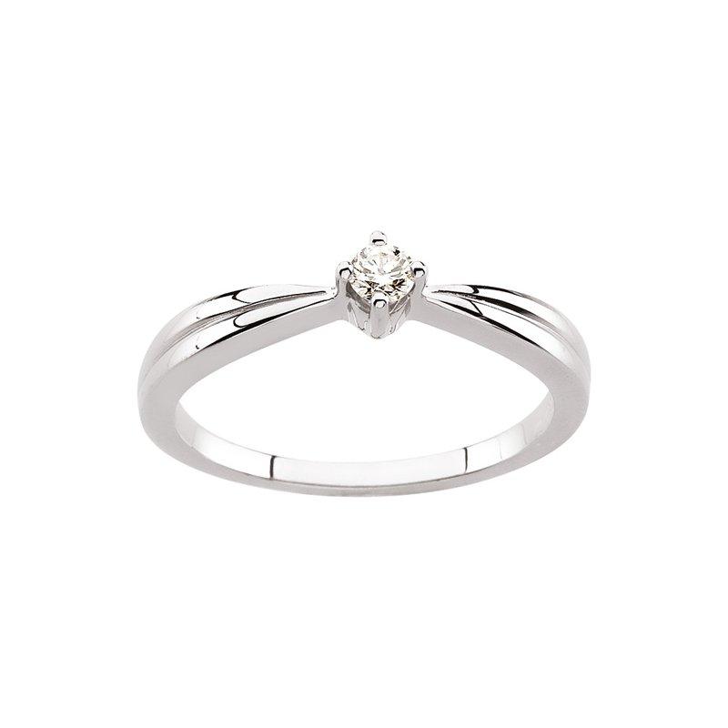 Ladies' Jewelry Diamond Solitaire Ring