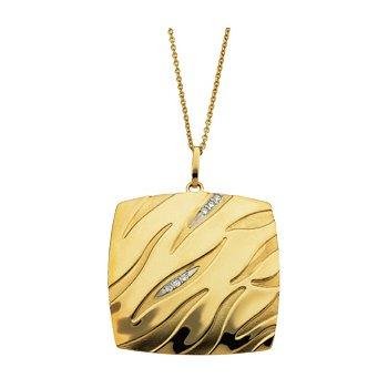 .04 ct tw Diamond Necklace