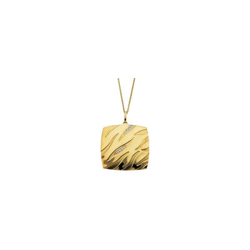 Holiday Ideas .04 ct tw Diamond Necklace