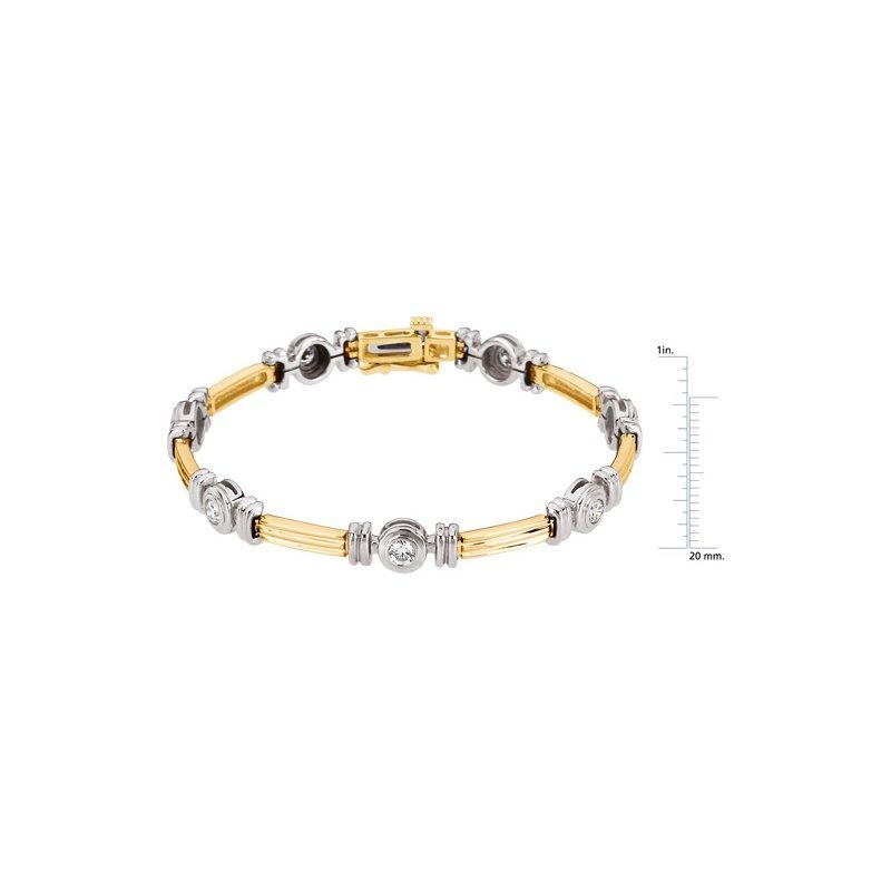Ladies' Jewelry Diamond Bracelet