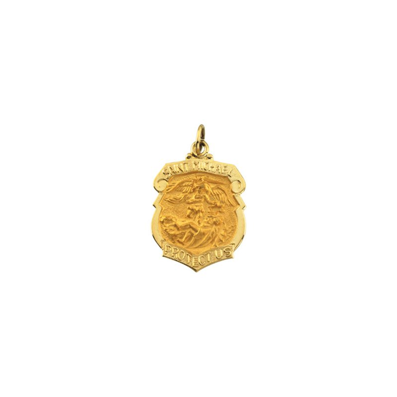 Religious Jewelry St. Michael Medal