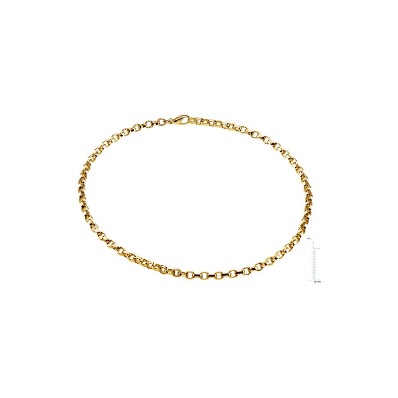 Ladies' Jewelry Cable Chain