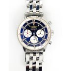 Pre-owned and Vintage Watches Gent's stainless steel Breitling Football watch