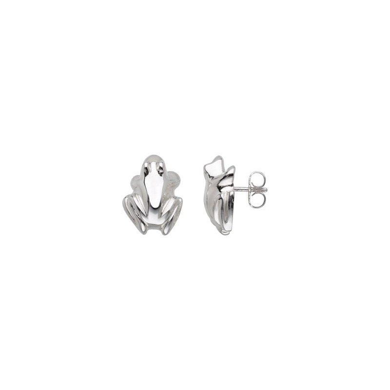 Holiday Ideas Frog Earrings