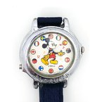 Pre-owned and Vintage Watches Lady's stainless steel Disney watch