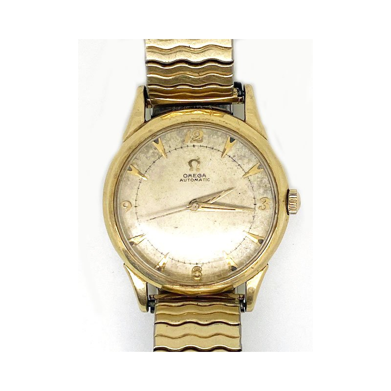 Pre-owned and Vintage Watches Gent's gold tone Omega Watch