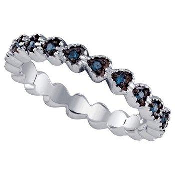 Diamond Micro-Pave Ring