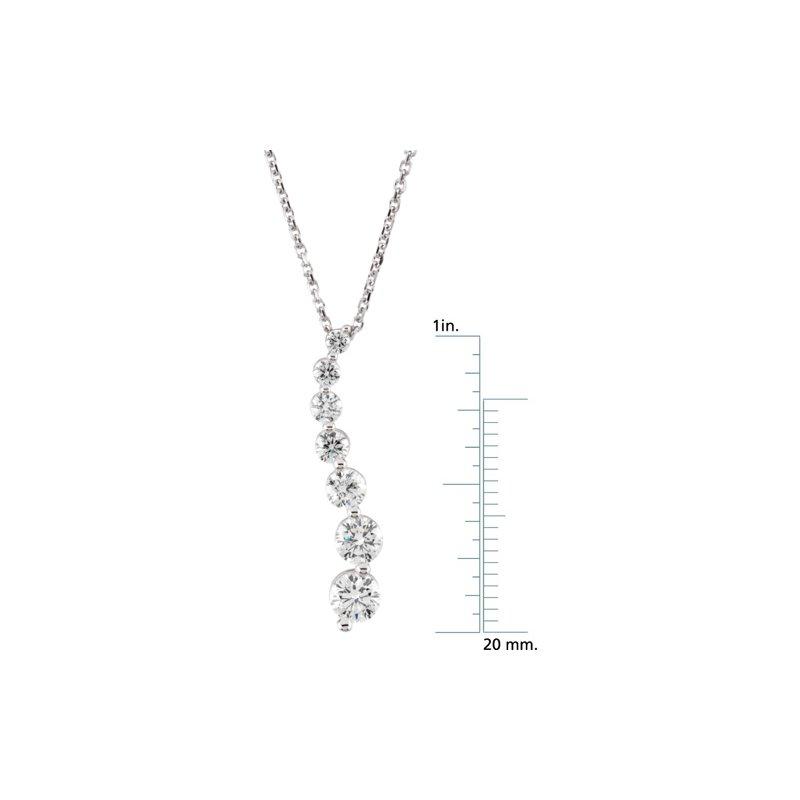 Ladies' Jewelry Journey Diamond Necklace