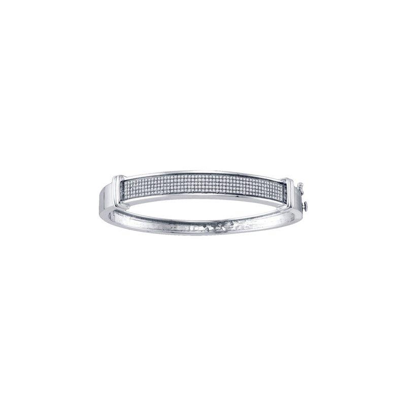 Valentine Gift Ideas Diamond Bangle Bracelet