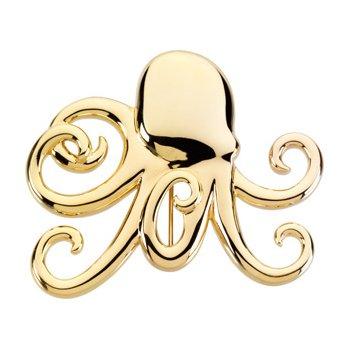 Octopus Brooch Pendant
