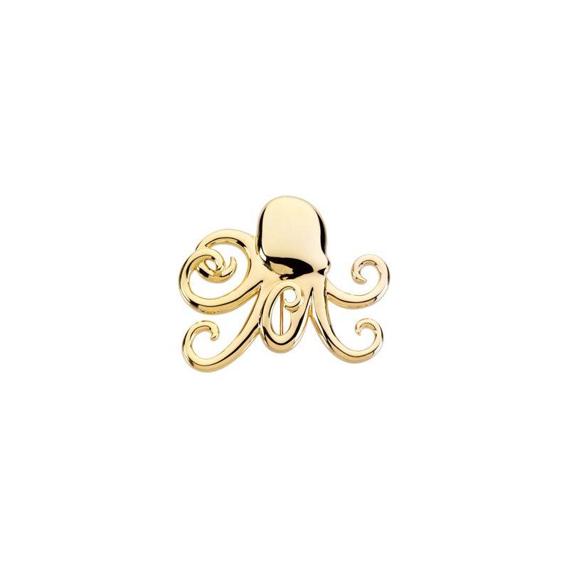 Ladies' Jewelry Octopus Brooch Pendant