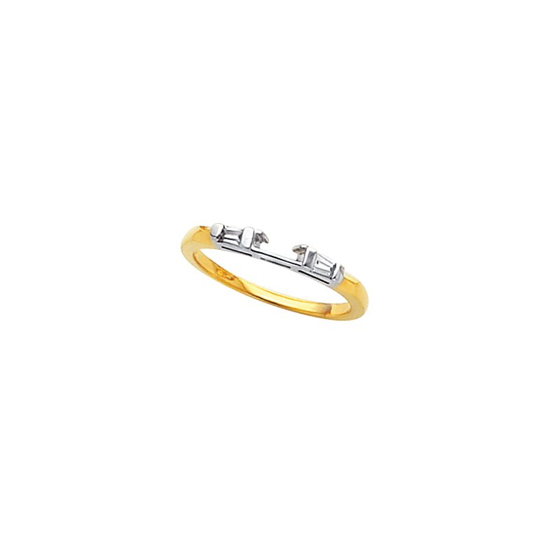 Susan Eisen 1/6 ct tw Diamond Wedding Band