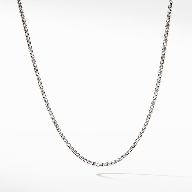 David Yurman Chain Necklace with Gold