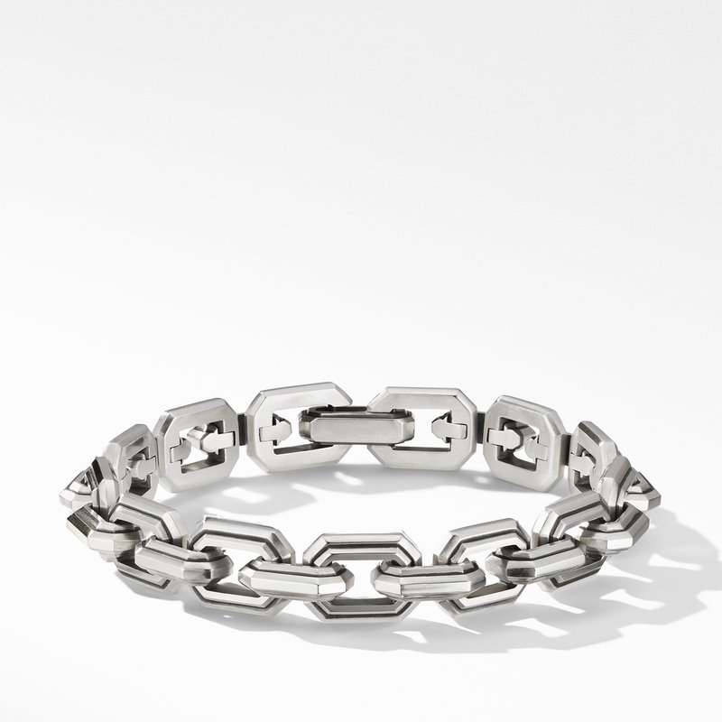 David Yurman Deco Link Bracelet