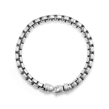Extra-Large Box Chain Bracelet