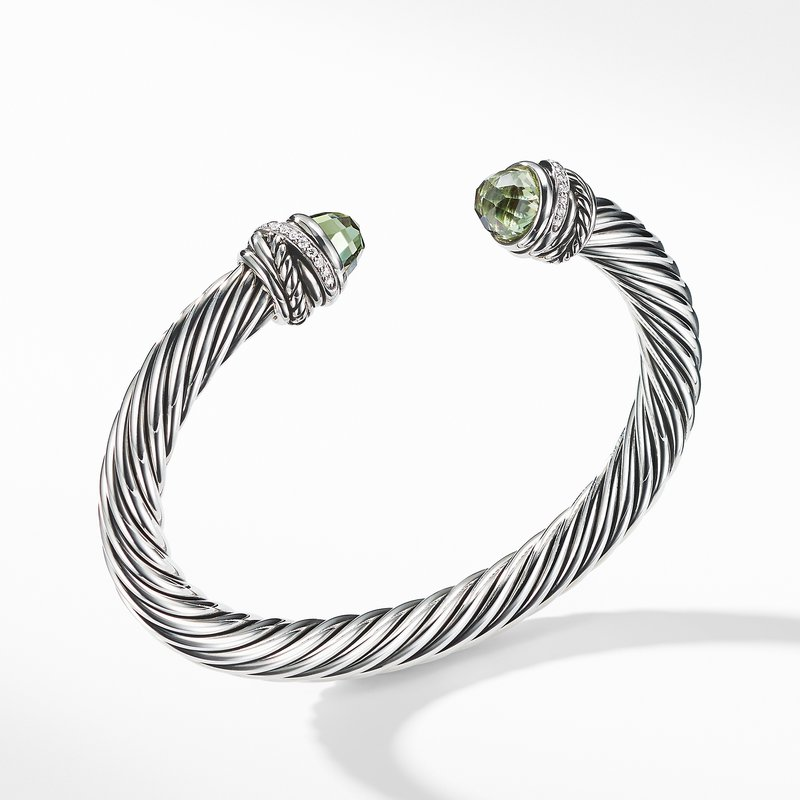 David Yurman Bracelet with Diamonds